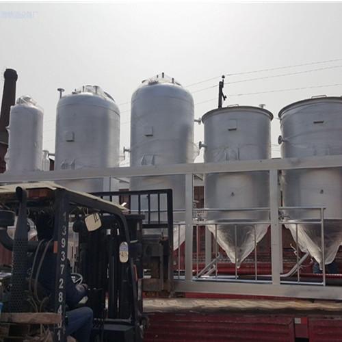 云南核桃油精炼设备工程项目
