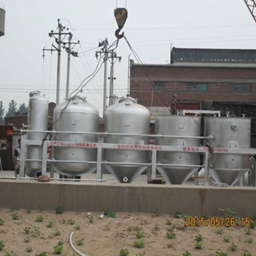 新疆伊犁察布查尔锡伯族县菜籽油精炼设备工程项目