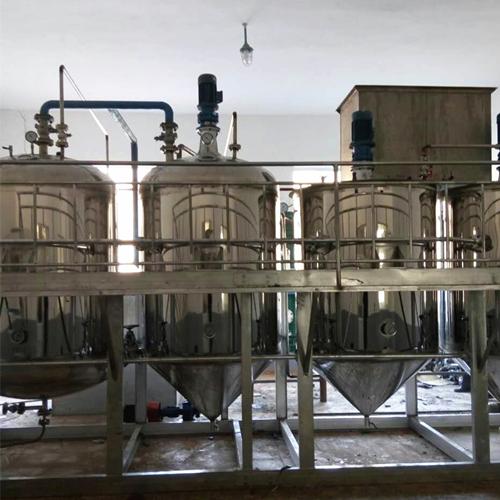 精炼设备厂家