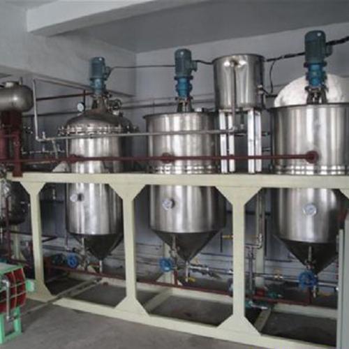食用级动物油精炼设备