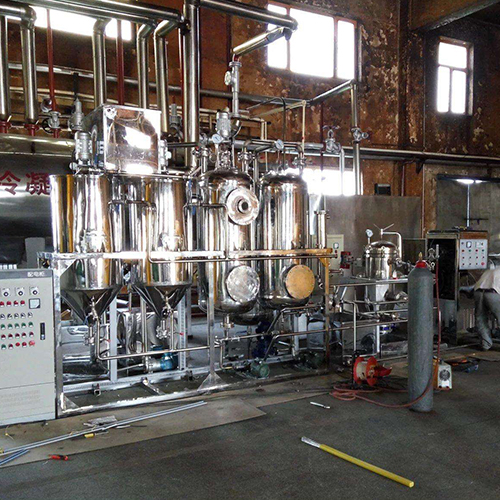 安阳食用油精炼设备厂家