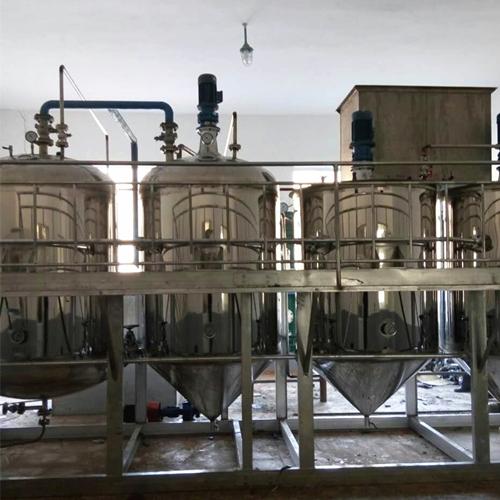 油脂精炼设备厂家