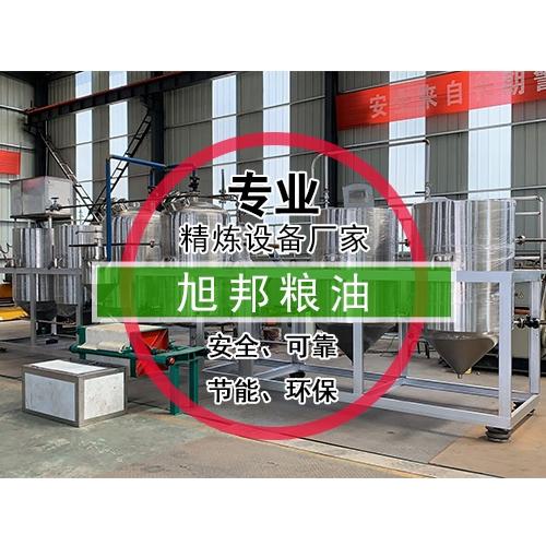 河南精炼设备生产线