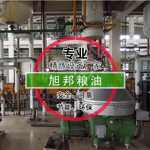安徽精炼油设备厂家